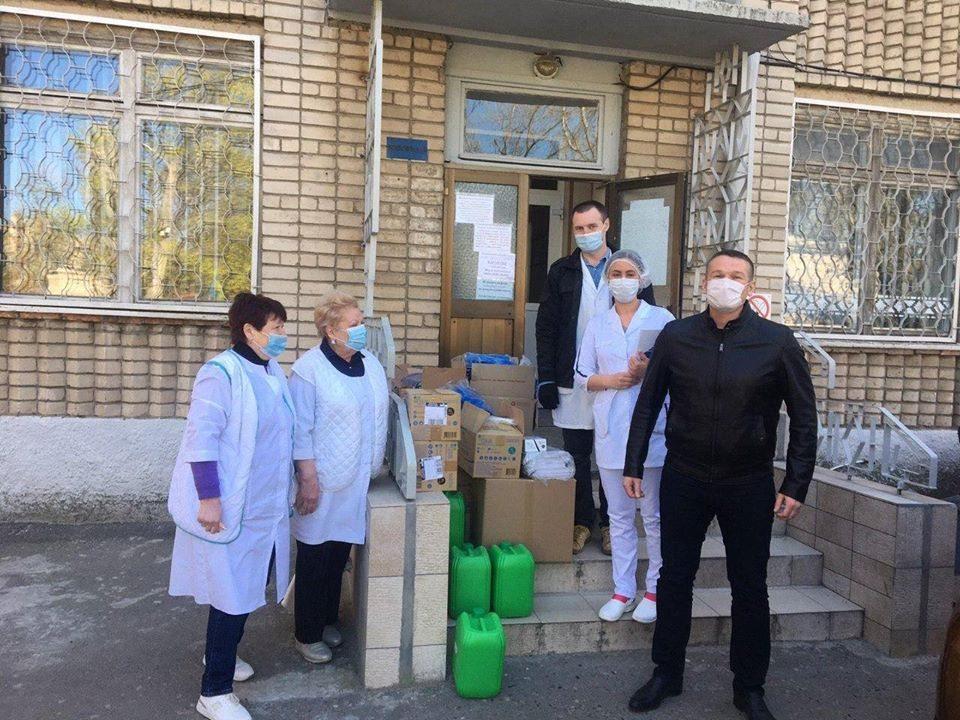 лікарня, Фонд, Колихаєв