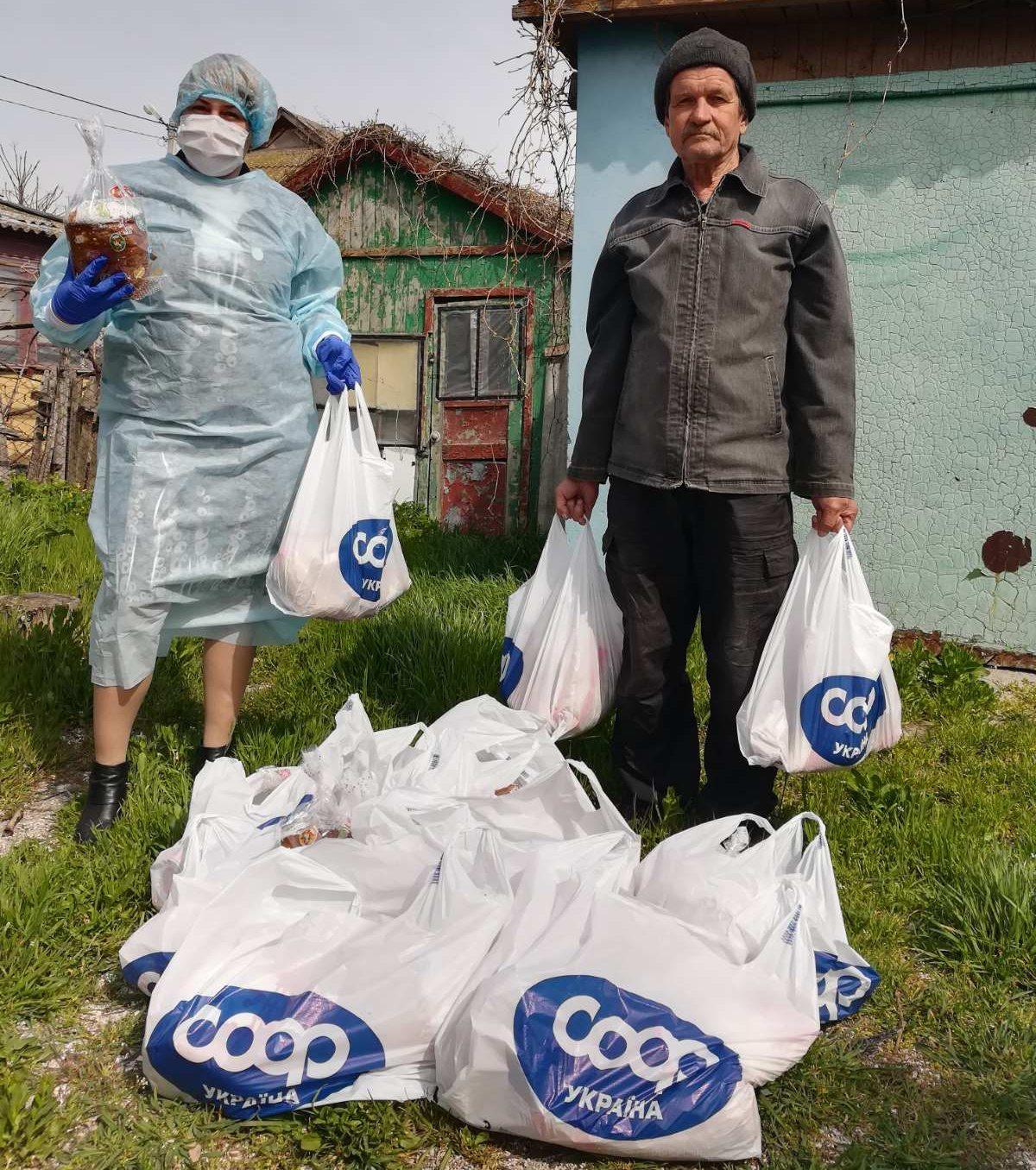 Скадовск, помощь, инвалиды, Касьяненко