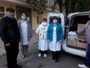 На Херсонщині триває допомога лікарям