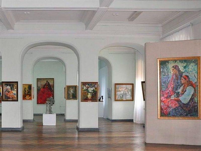 Херсон, музей, онлайн