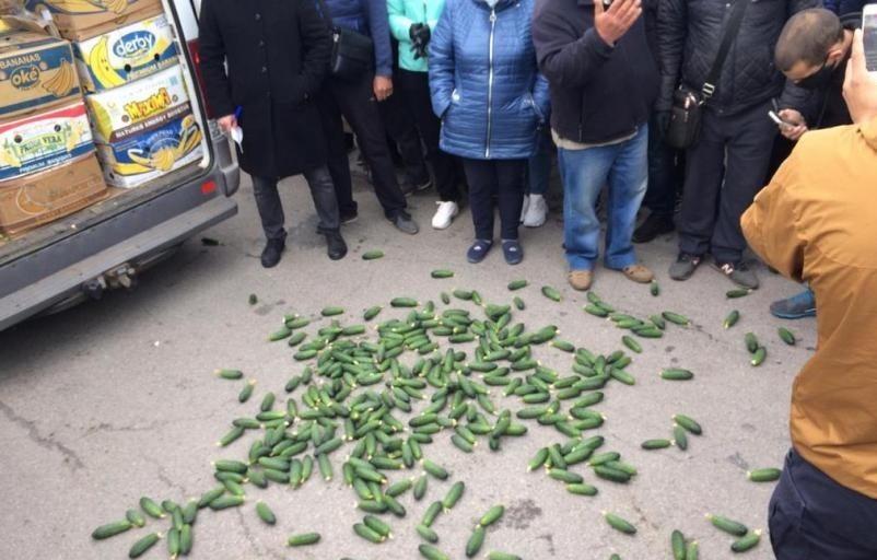 """Украинские фермеры """"показали зубы"""", теперь очередь """"заробитчан""""?"""