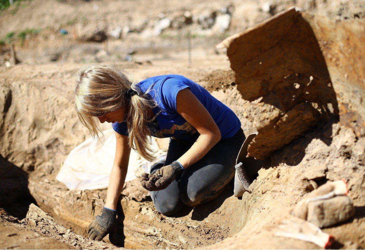 археологія, курорт, розкопки, сільрада, арабатка