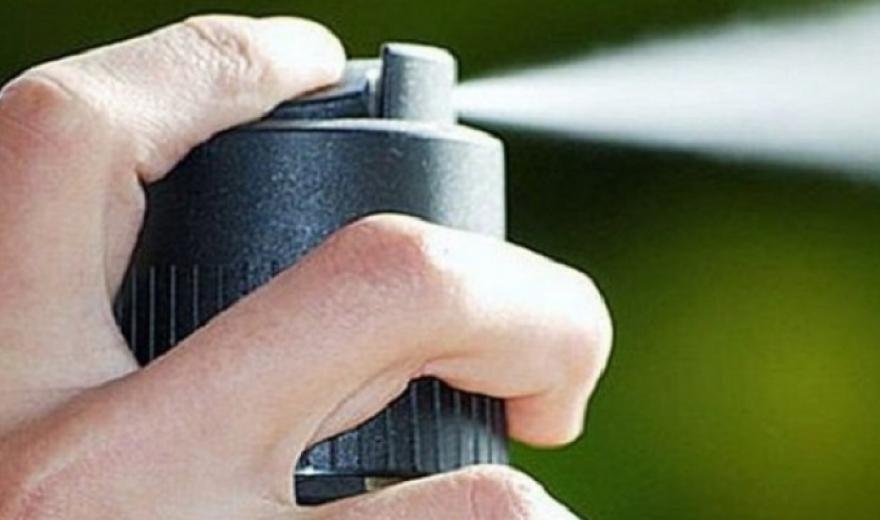 Полицейского из Херсона подозревают в незаконном применении слезоточивого газа