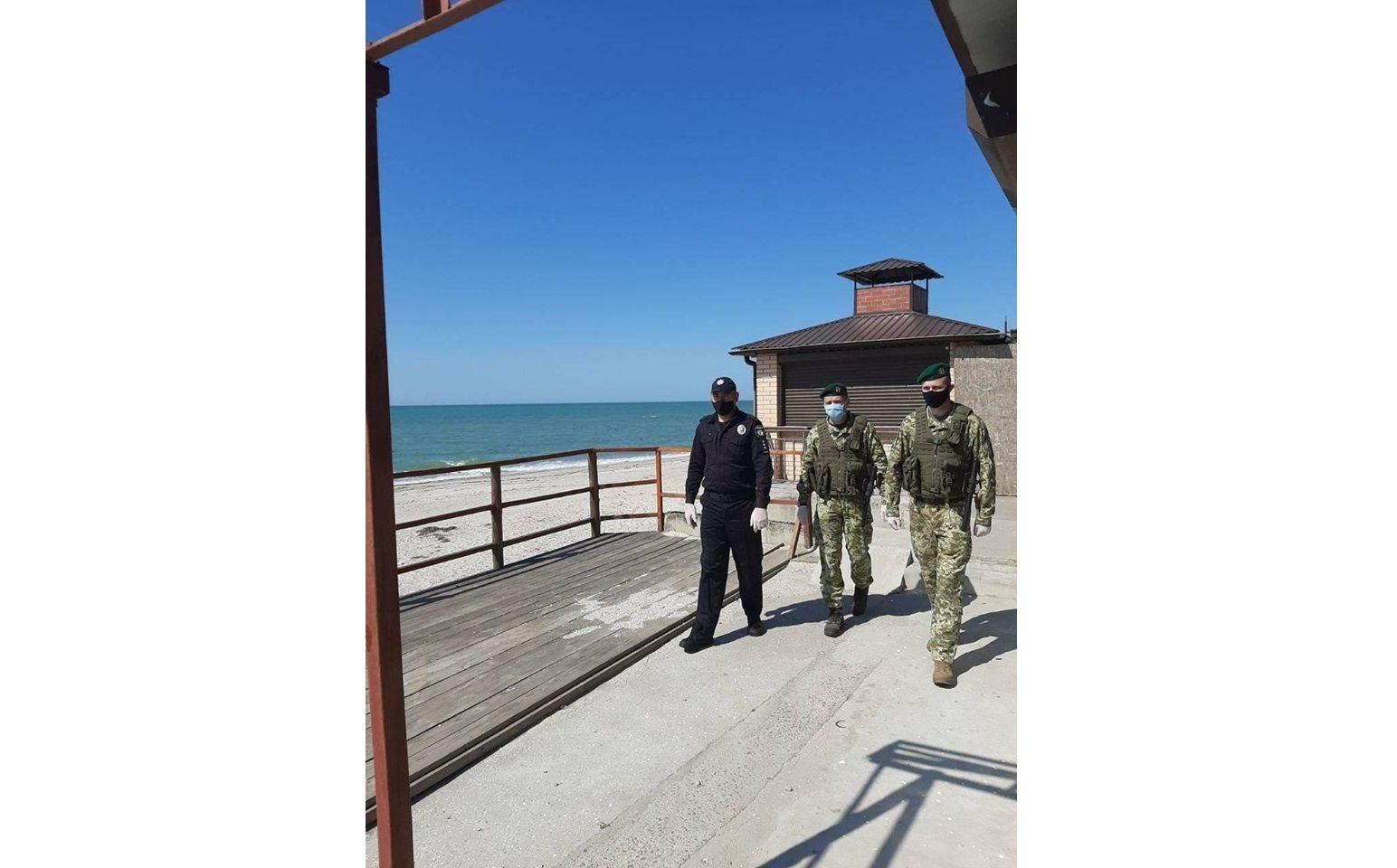 прикордонники, поліця, патрулювання