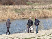 В Херсонській області екологічні інспектори припинили вилов нерестової риби