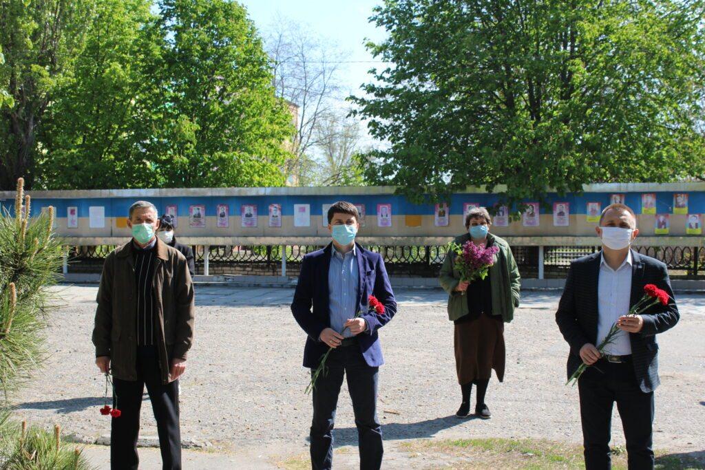 Олешки, Чорнобиль, Потоцький