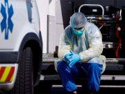 Херсонські медики доплат за боротьбу з коронавірусом ще не отримали