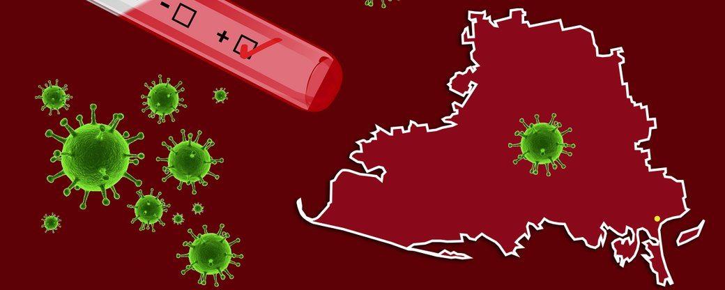 коронавірус, інфіковані, Херсонщина