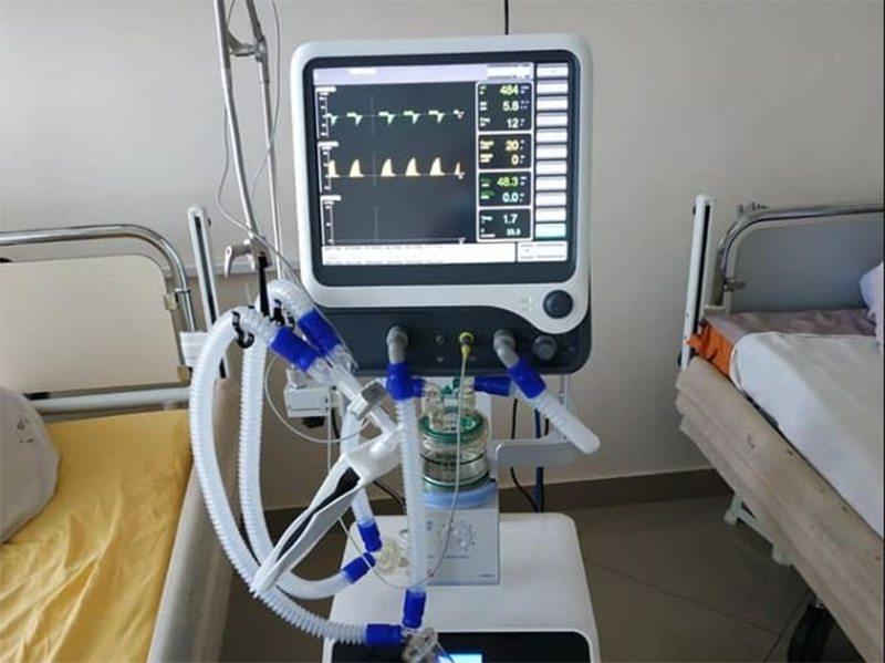 апарат, Олешки , лікарня