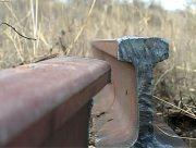 На Херсонщине похитители металла не смогли украсть желелезнодорожный рельс