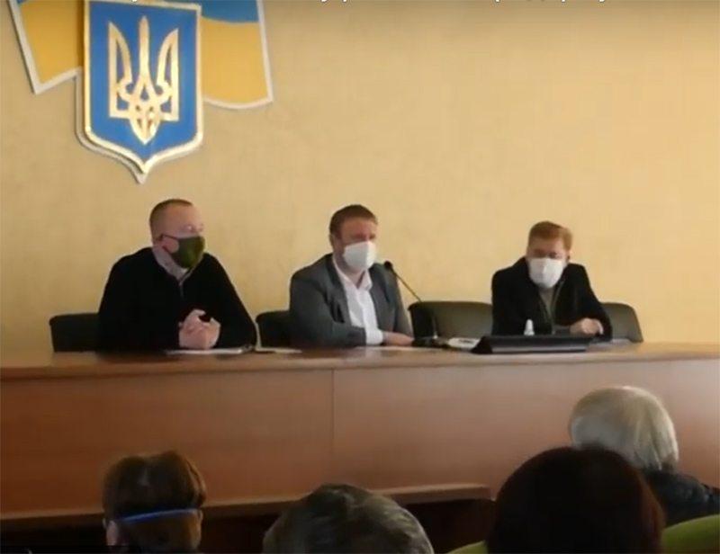 депутати, Генічеськ, райрада, Євстратов