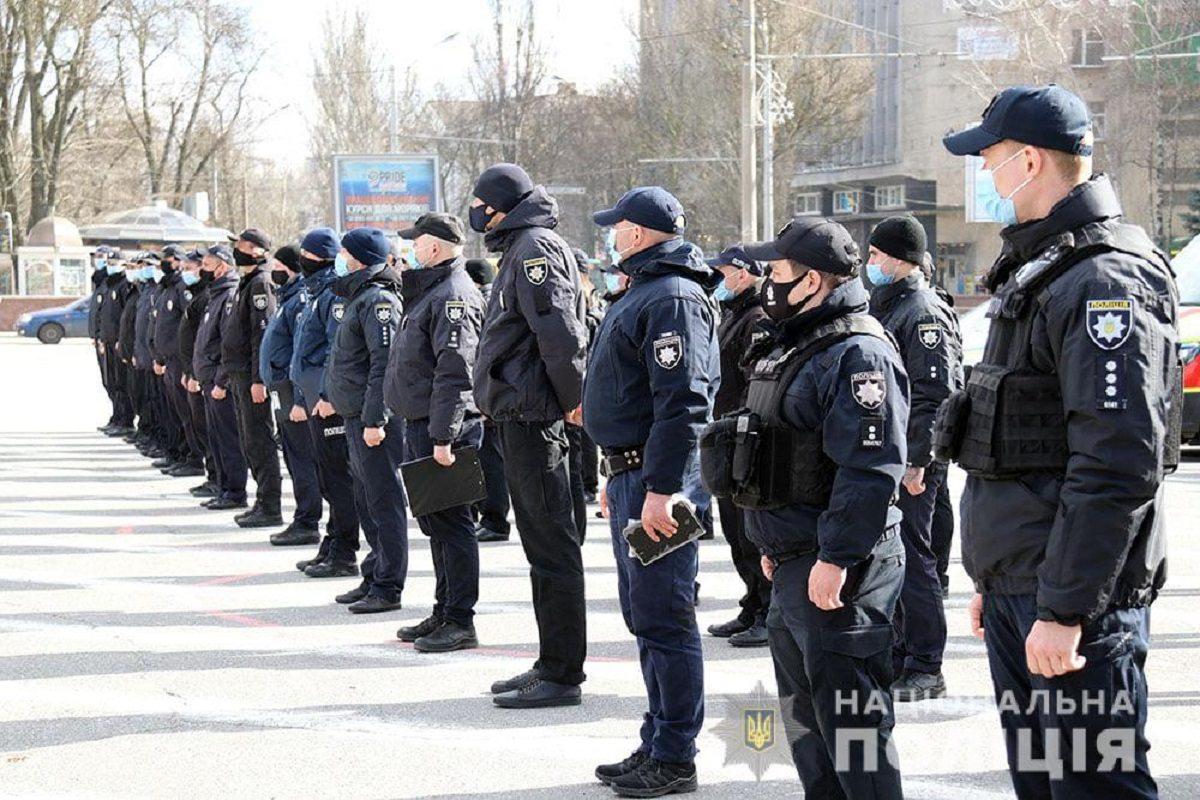 полиция, карантин, минздрав