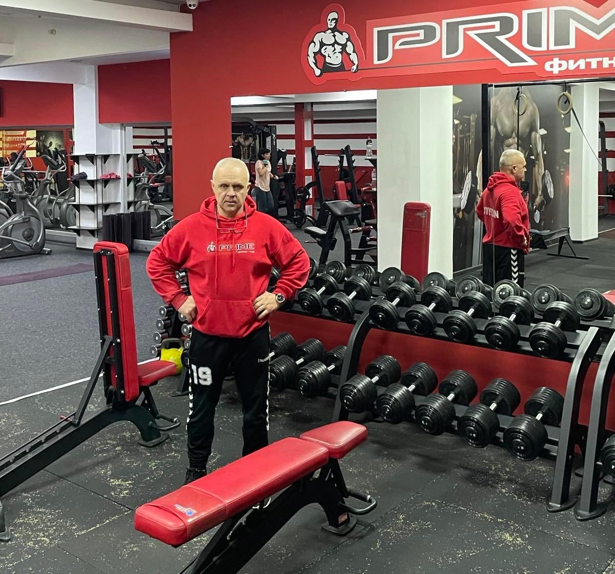 тренер, спорт, Бащенко