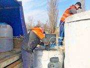 В пригороде Херсона завершилось хлорирование воды