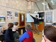 В херсонской библиотеке прошло занятие в школе информационных технологий