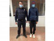 На Херсонщині поліцейські повернули матері підлітка-втікача