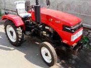 На Херсонщине остановили тракториста с поддельными правами