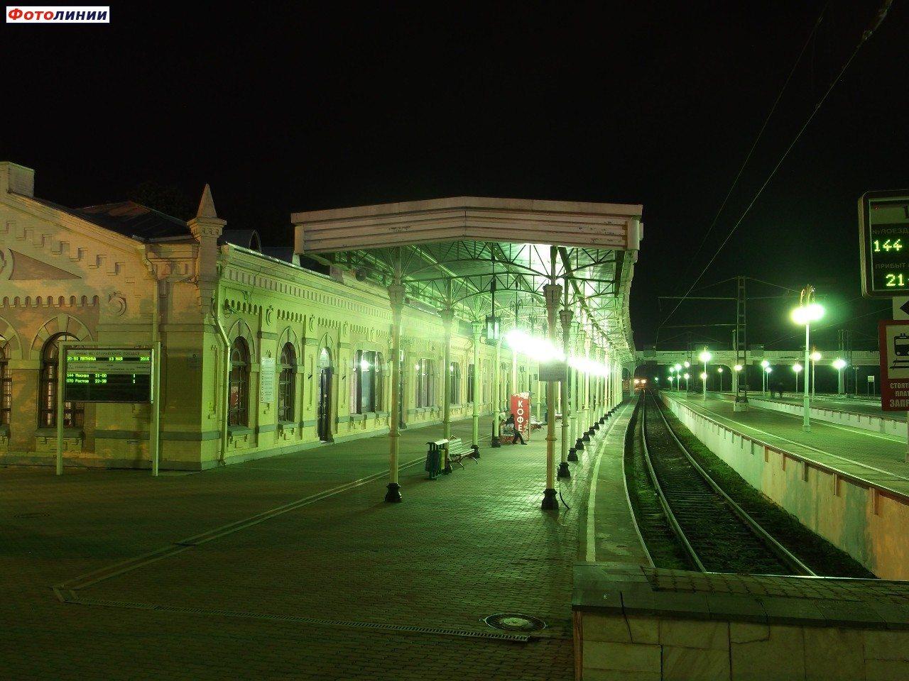"""На Херсонщині упіймали """"мінера"""" залізничної станції"""