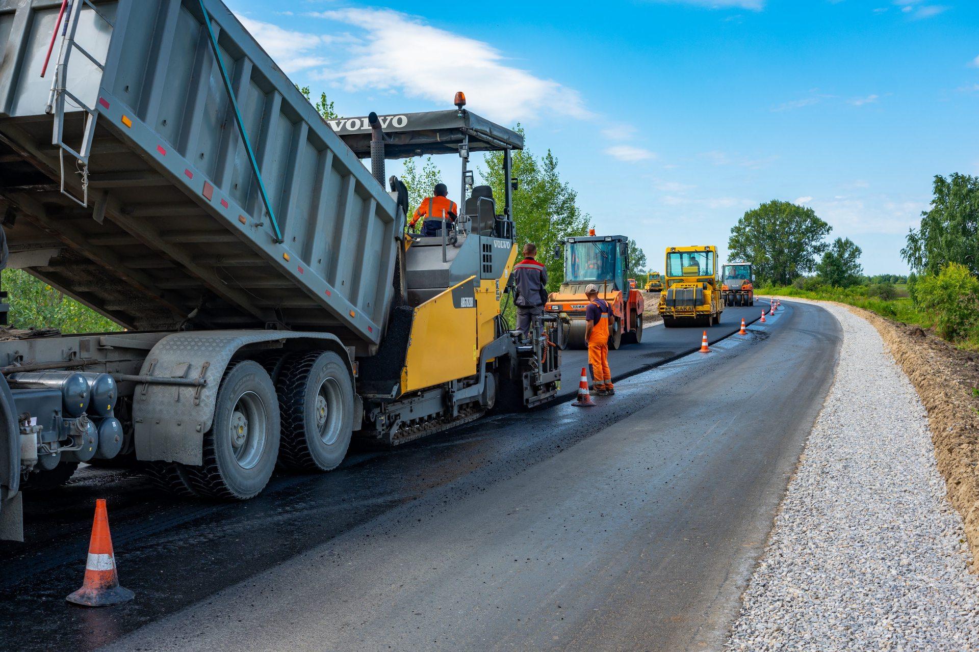 дороги, ремонт, будівництво