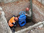 В Херсоне успешно завершилось хлорирование воды
