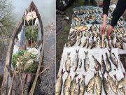 На Херсонщине поймали браконьеров с уловом нерестовой рыбы (фото)