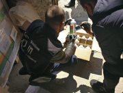 Херсонская полиция проверяет фермеров в связи с гибелью птиц в заповеднике