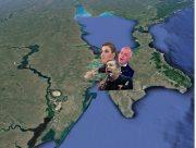 На юге Херсонщины вещает российское телевидение