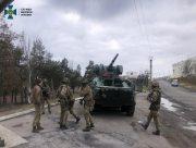 СБУ проводит антитеррористические учения на юге Херсонщины