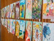 В Херсоне начался конкурс детских работ, посвящённых матери