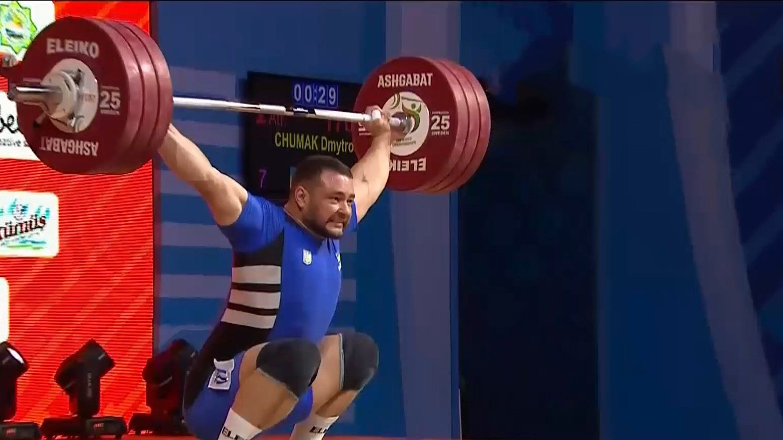 важка атлетика, гімн, скадовськ