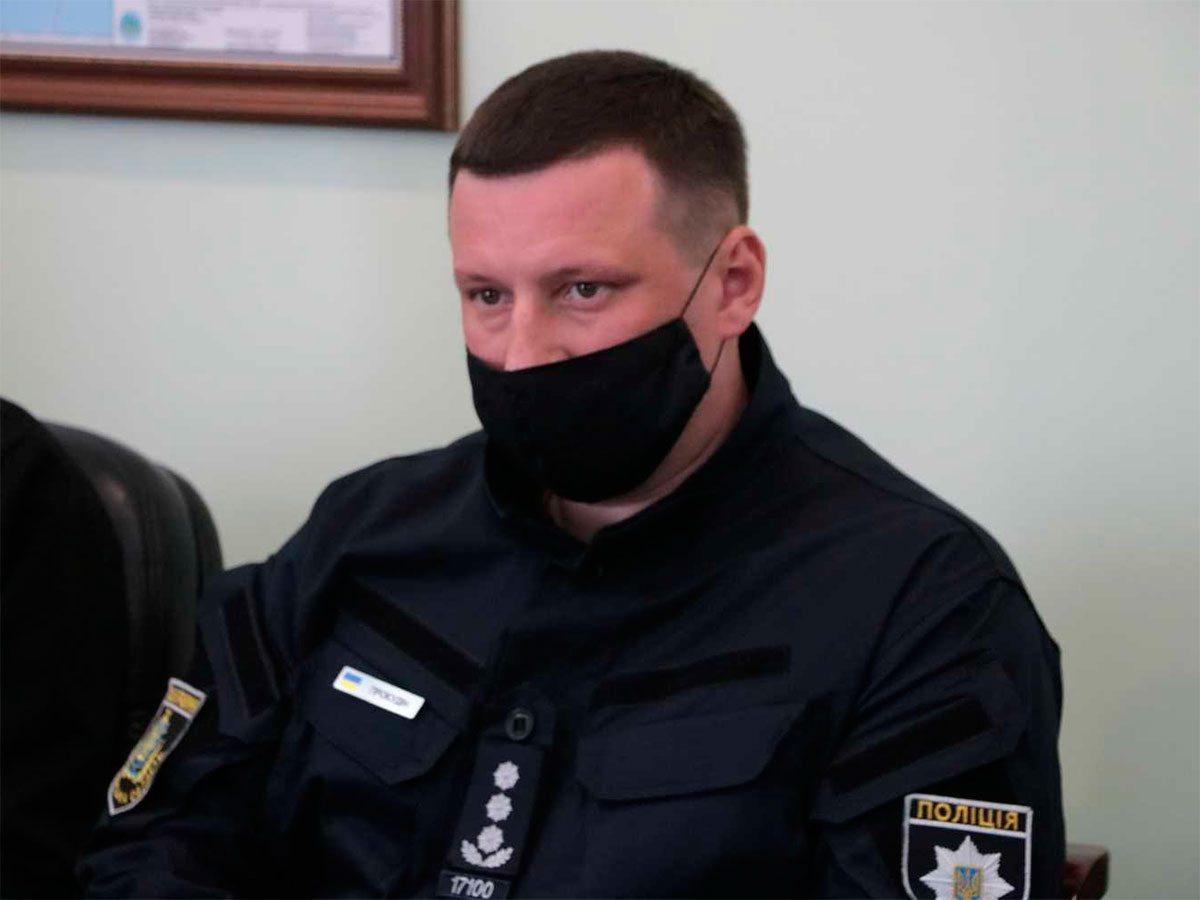 Херсонщина, полиция, Яновский