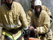 В пригороде Херсона мужчину спасли из горящего дома