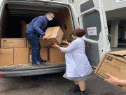 У Херсоні дитячій лікарні допомагають благодійники