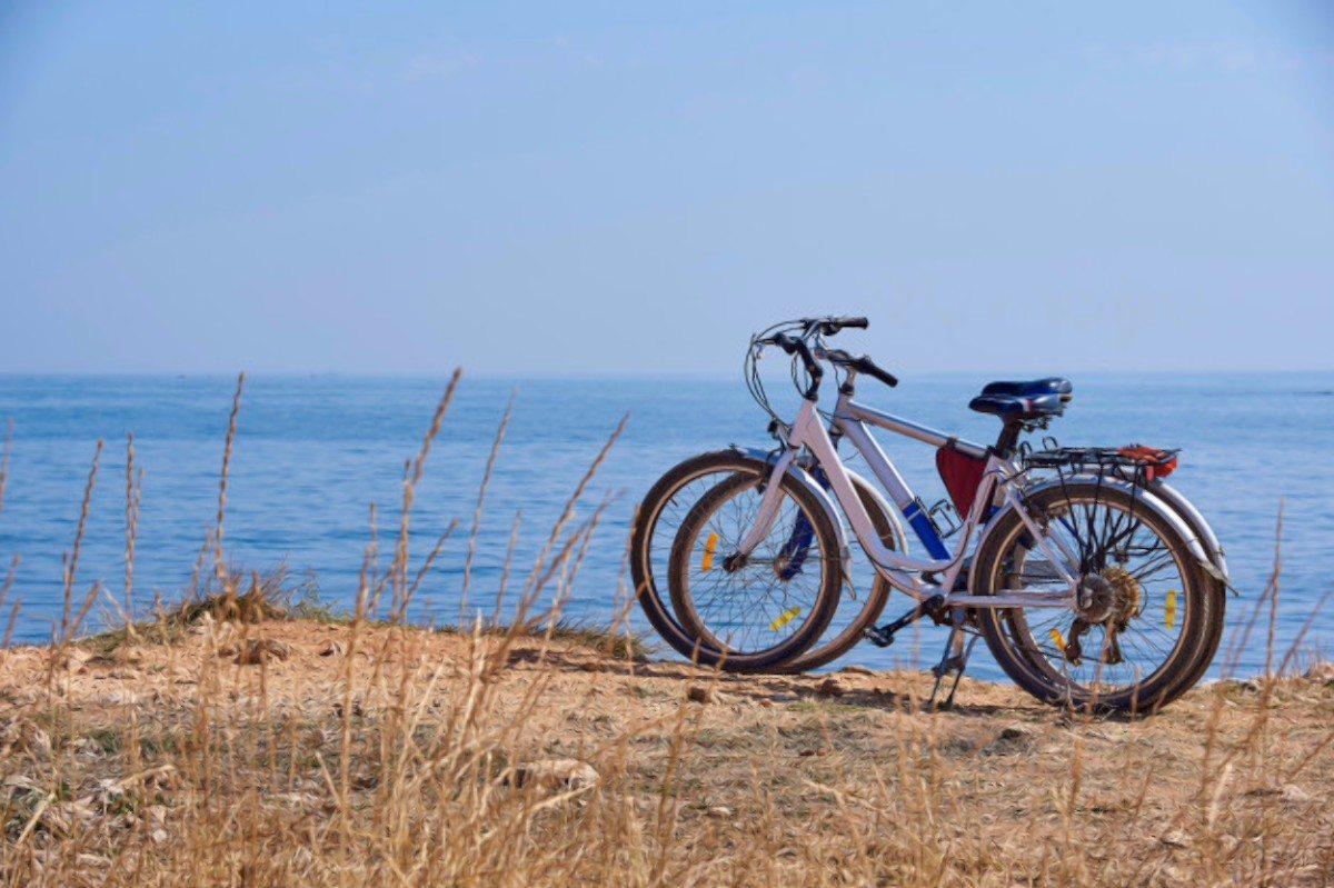 Арабатская стрелка,велогонки,Генический район