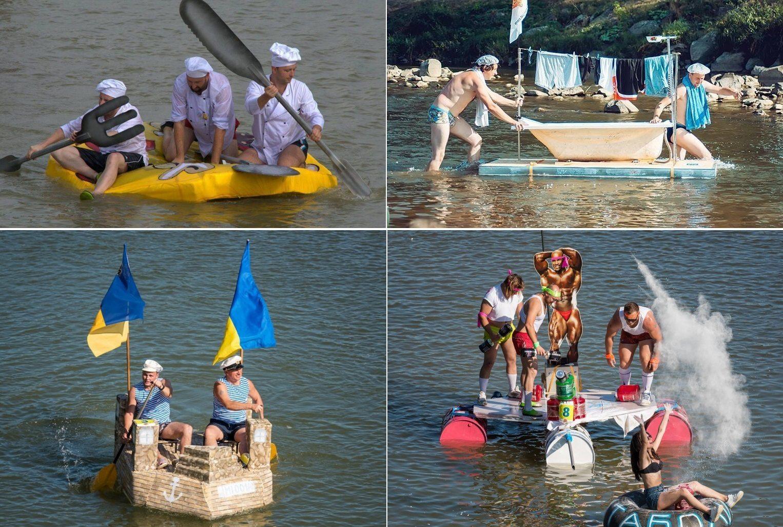 регата, фестиваль, генычеськ, азовське море