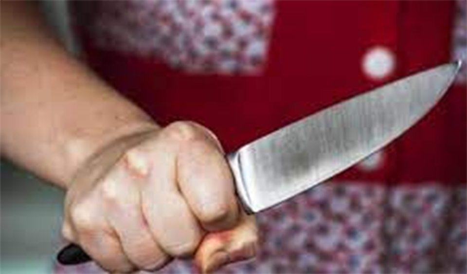 страсти, нож, ссора
