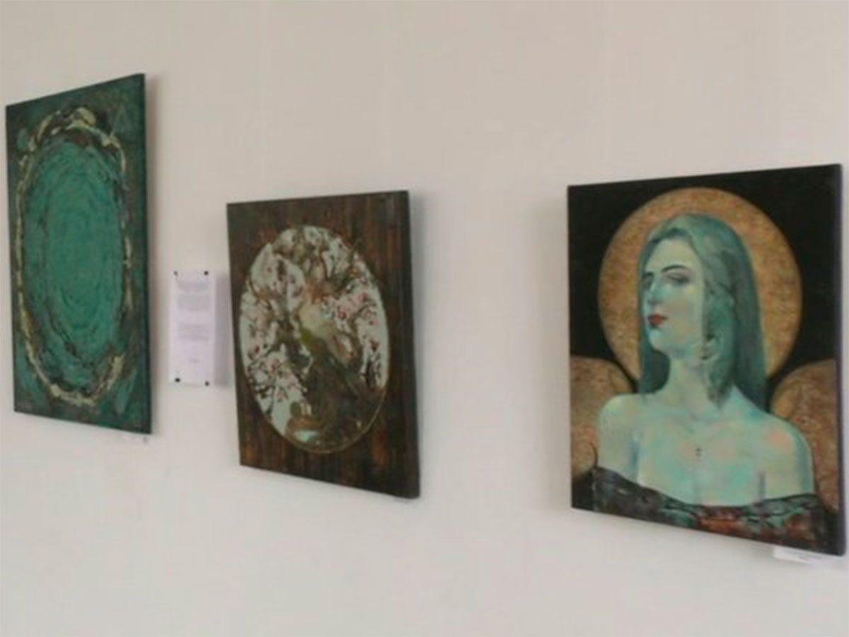 Херсон, виставка, відкриття
