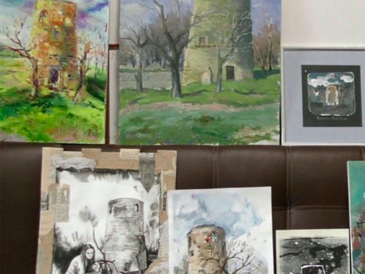 Херсщина, збір, художники