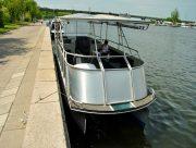 Старые херсонские баркасы могут заменить электрические катера