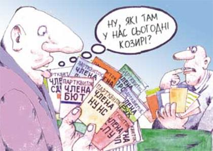 Театр абсурду в міській виборчій комісії. Дія друга