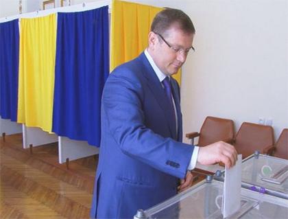 Александр Вилкул: Я проголосовал за единство страны