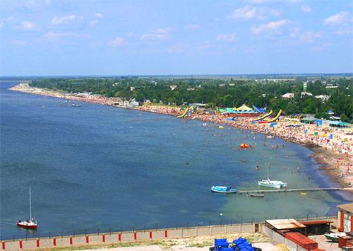 На Херсонщине хотят: и порт не потерять, и курорт сохранить