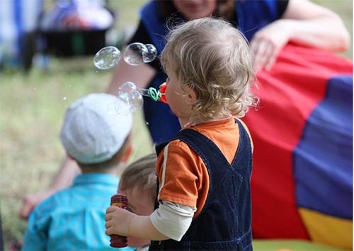 Херсонцам про День защиты детей