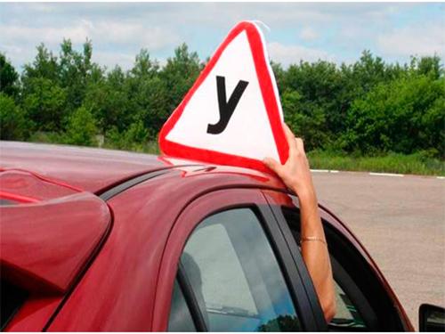 На дорогах Херсонщини водії-початківці