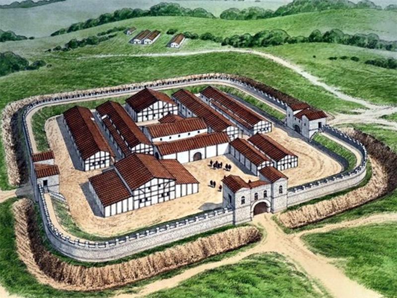На Херсонщині були римські легіонери?