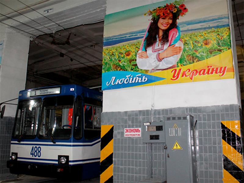 У Херсоні на електротранспорт виділяється недостатньо коштів