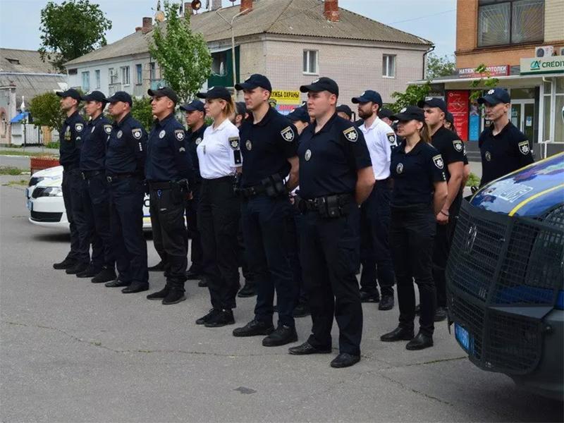 Генічеська районна рада підтримала Кримську поліцію