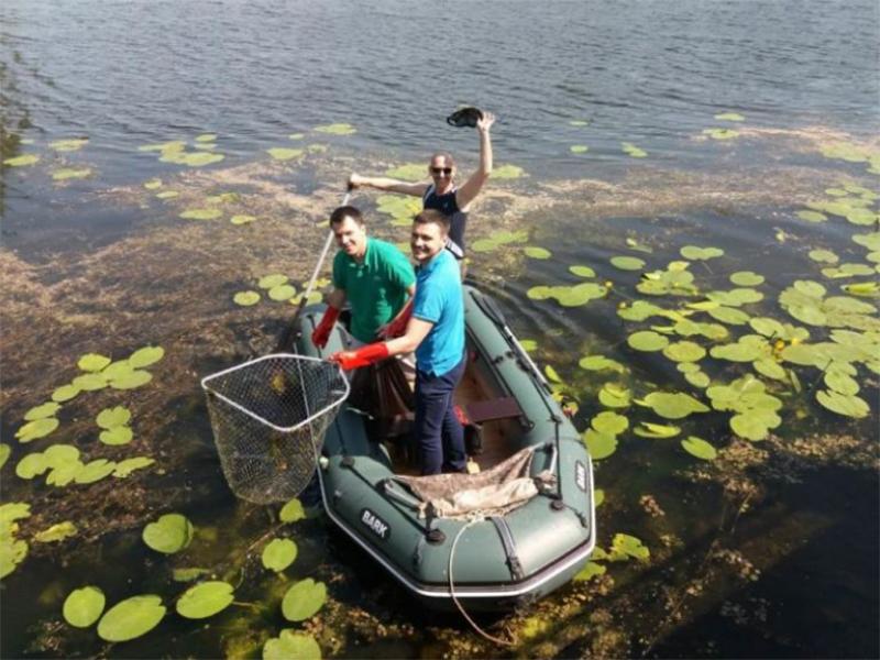 Спасти Олешки: неравнодушные жители провели Эко День
