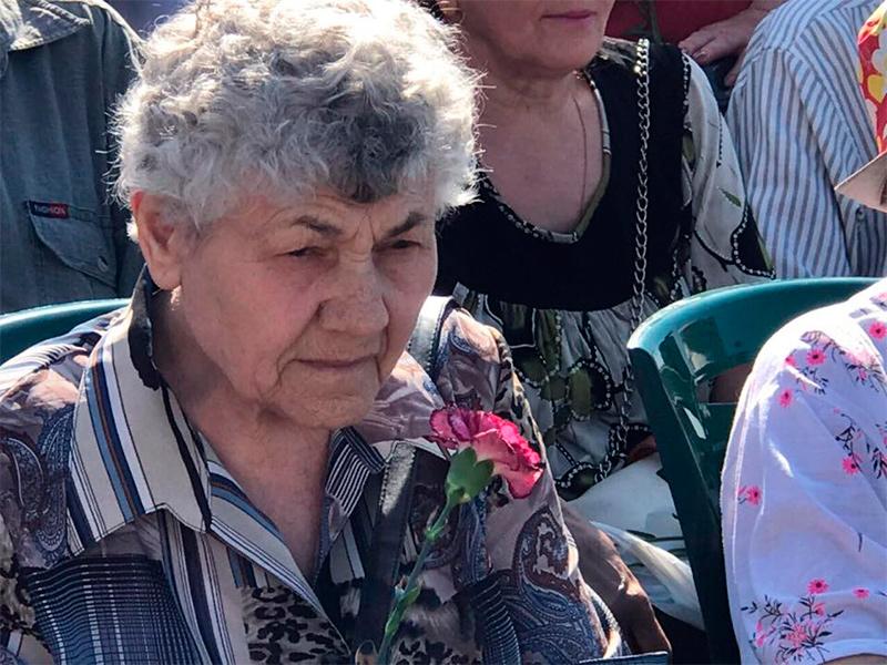 Активисты Оппозиционного блока почтили память героев войны 1941-45 гг.