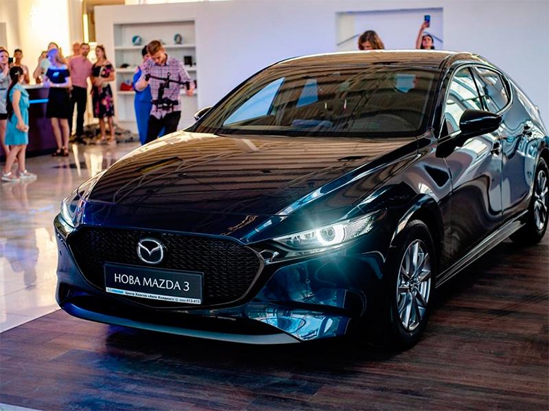 В Херсоне презентовали авто нового поколения